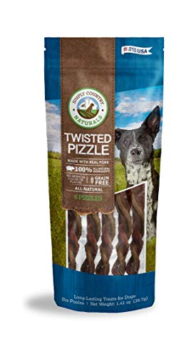 TevraPet Simply Country Naturals Pork Treats for Dogs 1