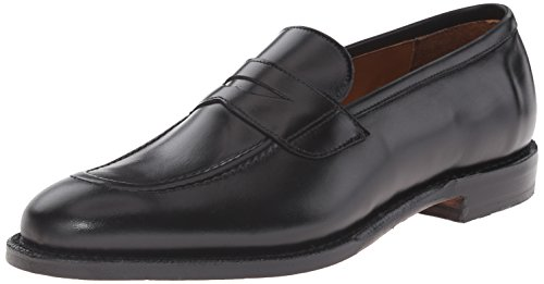 Allen Edmonds Mens Lake Forest Penny Loafer Nero