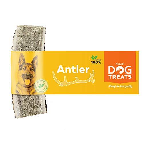 Asta Partida de Ciervo para Perro 100% Natural Cuerno Masticar Hueso Juguete