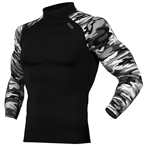 Long Sleeve Compression Shirt - 8