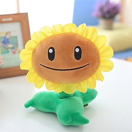 JUIOKK 20cm-25cm Plants vs Zombies Plush Toy Gift For Kids Children Boys or Girls In Important Holiday