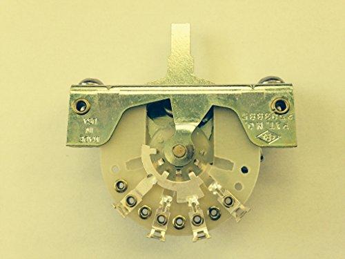 CRL 3-way Pickup Selector Blade Switch w/ Mounting Screws