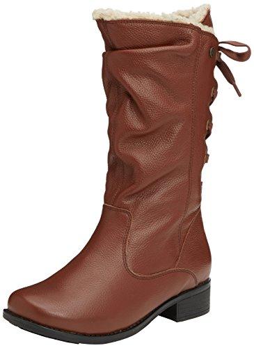 marrón Piper Tan mujer otra Padders marrón de piel botas ZqqPYU