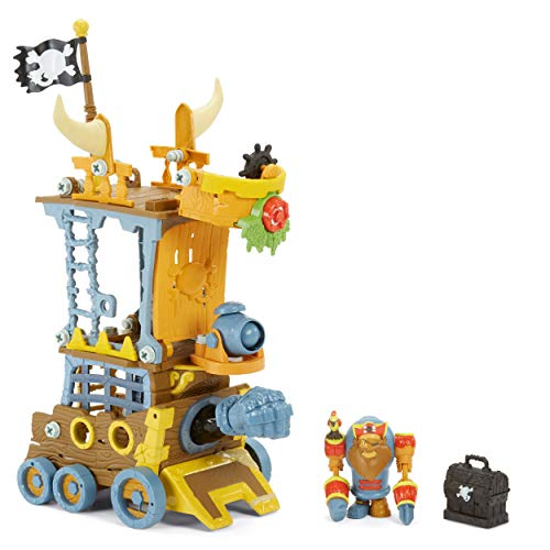 Little Tikes Kingdom Builders - Wreckin' Roller, Multicolor