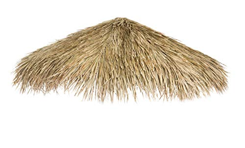 Forever Bamboo Mexican Palm Thatch Umbrealla Cover, 12ft D