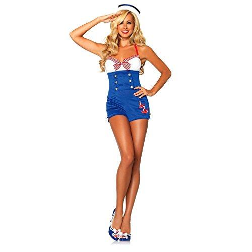 High Seas Honey Costume - Small - Dress Size 4-6]()