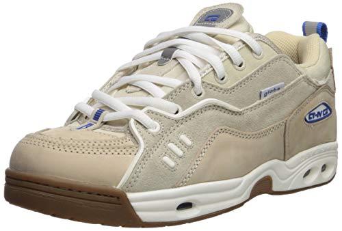 Globe Men's CT-IV Classic Skate Shoe Oyster Grey/Gum 8.5 Medium US