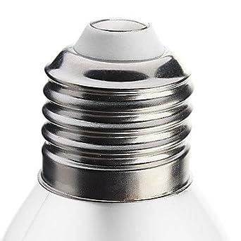 ZQ Modern LED bulb light Bombillas Globo Decorativa A E26/E27 3 W 25 SMD 3014 180-210 LM 2700-3200 K Blanco C¨¢lido AC 100-240 V - - Amazon.com