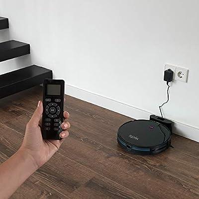 Spik | Robot Aspirador y Fregasuelos 4 en 1 con Control Remoto: Amazon.es: Hogar
