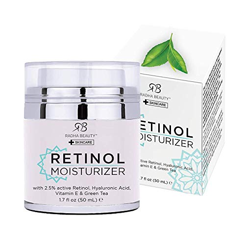 Radha Retinol Moisturizer Cream For Face