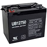 Universal Power Group UB12750 45821 12V 75AH Grp 24 Battery Scooter Wheelchair Mobility Deep Cycle