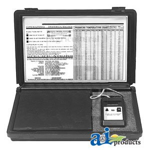 Dual Electronic Charging/ Recovery Meter - 530-9010