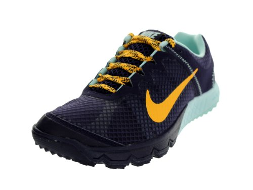 Nike Women's Zoom Wildhorse Purple Dynasty/Lsr Orange/Tl ...