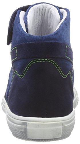 Richter KinderschuheMose - Zapatillas Niños Azul - Blau (atlantic/ink  7201)