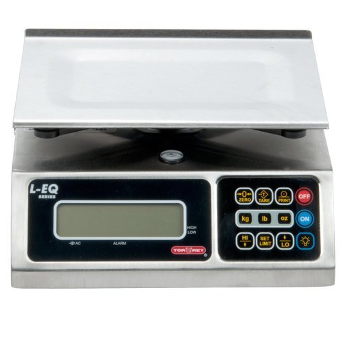 Tor Rey LEQ-10/20 Portion Control Scale by TORREY
