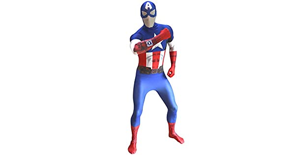 Amazon.com: Fancy Dress – Capitán América Disfraces ...