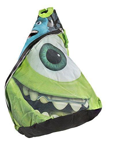 (Fast Forward Disney Monsters University Single Strap Sling Backpack)