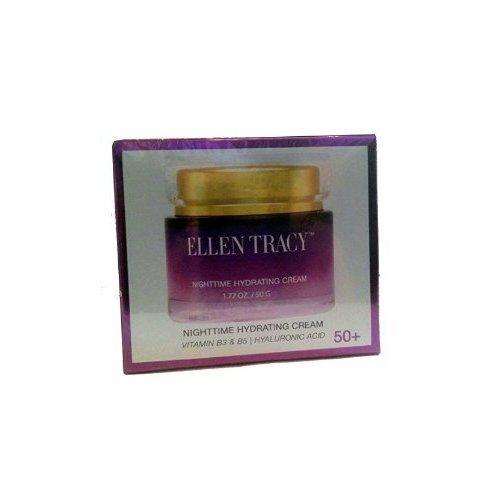 Ellen Tracy Nighttiem Hydrating Cream, 1.77 oz - Vitamin ...