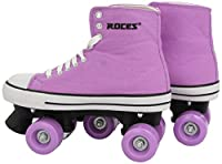 Roces Damen Rollerskates Chuck Classic Roller, Pink-White, 39, 550030-002