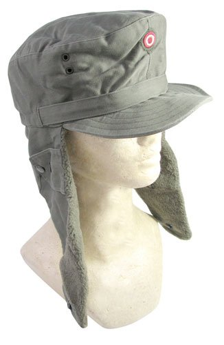 Image Unavailable. Image not available for. Color  Austrian Army Surplus  Winter Hat ... c7474a03abb