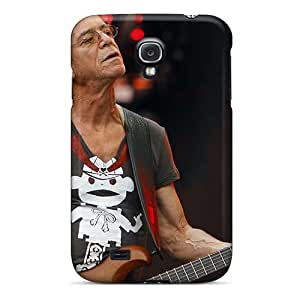 Excellent Hard Phone Case For Samsung Galaxy S4 (CRr17302DwfH) Customized Vivid Metallica Pictures