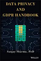 Data Privacy and GDPR Handbook Front Cover