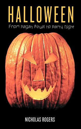 Halloween: From Pagan Ritual to Party -