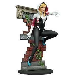 Marvel Gallery Spider-Gwen Unmasked Version Statue - SDCC 2016 Exclusive