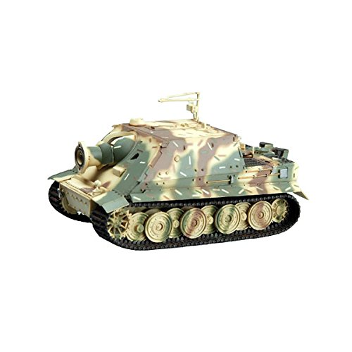 (Easy Model Sturmtiger 1002 in Sand/Brown/Green Camouflage Model)