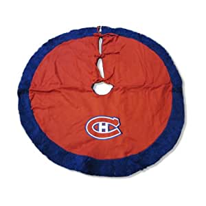 Montreal Canadiens Tree Skirt