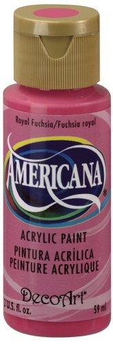 DecoArt Americana Acrylic 2 Ounce Fuchsia
