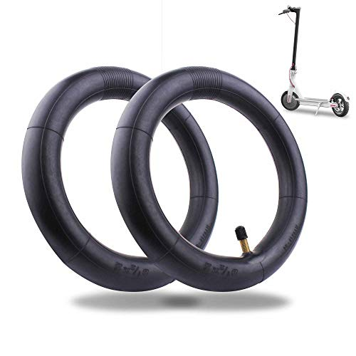 TOMALL 8.5 Inch Double Thickness Inner Tubes Tires Electric Scooter Rubber Tire 8 1/2x 2 Replacement Tyre for Xiaomi - Tyre Tube
