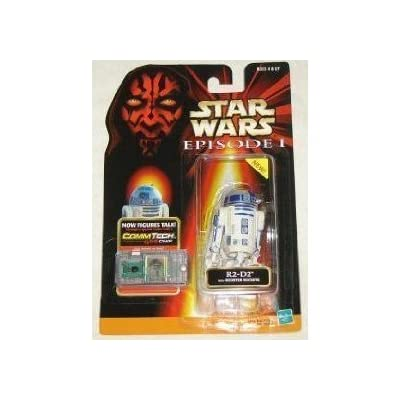 5Star-TD Star Wars E1 R2-D2 with Booster Rockets and COMMTECH CHIP: Toys & Games
