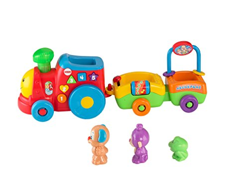 Fisher-Price Laugh & Learn Smart Stages Puppy's Smart Train by Fisher-Price (Image #19)