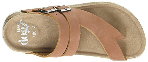 Donna Lazy Rebel Dogz Brown Sandali brown U6HBqTw