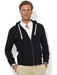 Polo Ralph Lauren Men\u0026#39;s Big and Tall Full-zip Fleece Hoodie Sweatshirt