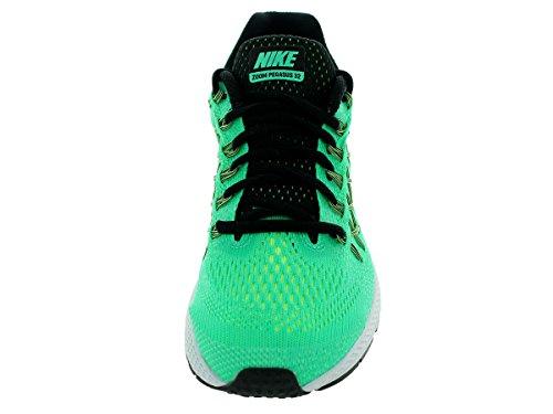 Nike Air Zoom Pegasus 32 - - Mujer Verde / Negro