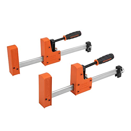 Jorgensen 2-pack Parallel Jaw Bar Clamp Set - Cabinet Master, 12-inch by Jorgensen (Image #3)