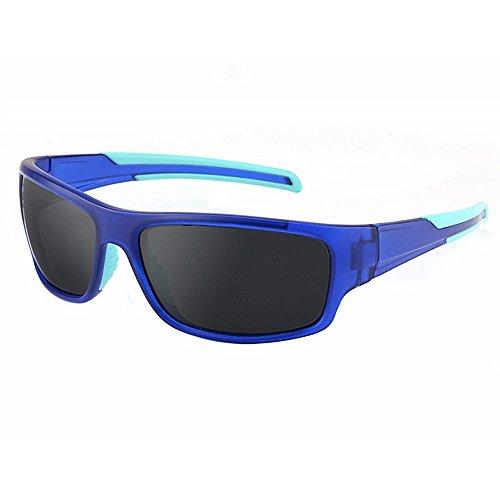 Al LBY Polarizadas De Gafas Gafas Azul Sol Sol De Aire de para Hombre para Sol Red Libre Deportivas Montar Gafas Color v5vrwq1I