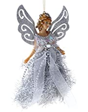 GUMEI Kerst Angel Sparkle Doll Opknoping Xmas Boom Hangers Ornamenten Home Decor