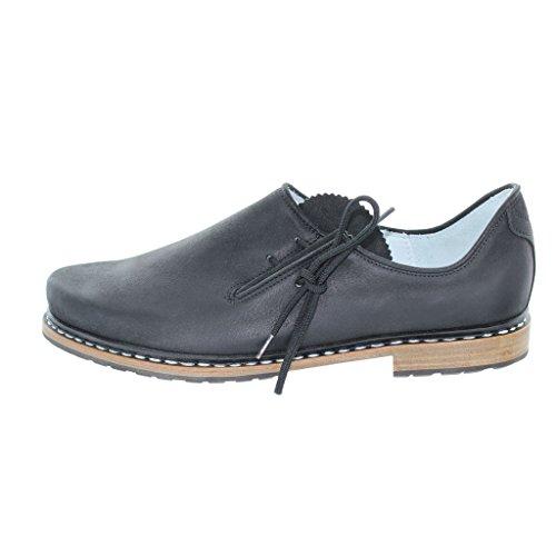 Meindl para hombre calzado de tiempo libre negro