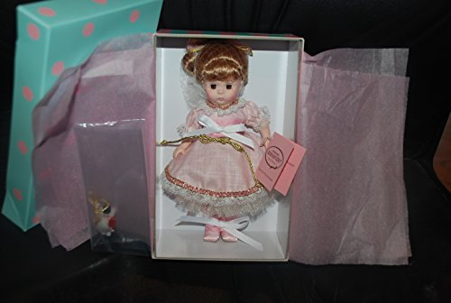 Clara The Nutcracker 8'' Madame Alexander Doll