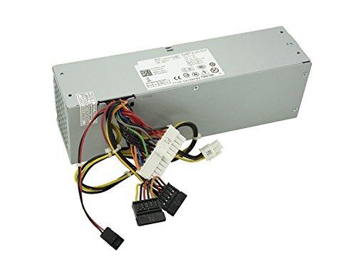 240W Watt Desktop Power Supply Unit PSU for Dell Optiplex 390 790 960 990 3010 7010 9010 Small Form Factor SFF Systems 3WN11 PH3C2 2TXYM 709MT H240AS-00 DPS-240WB by IMSurQltyPrise