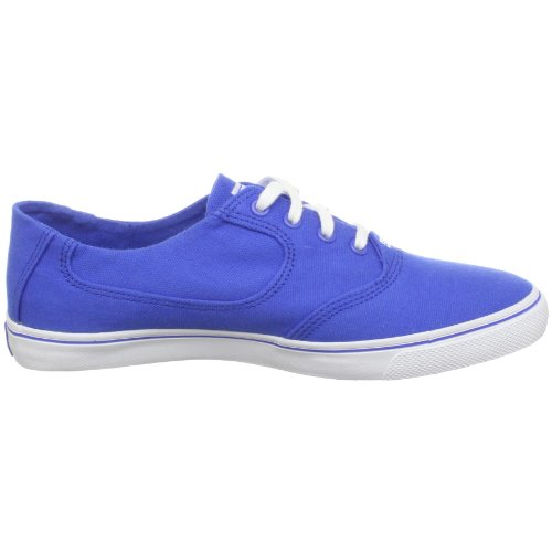Women's White Palace Flash Blue Sneaker DC Canvas v8wdqHdA1
