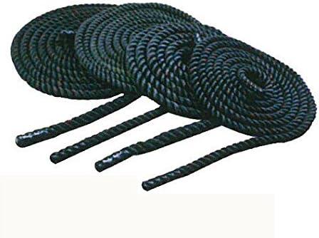 YY トレーニングロープ(長さ:約15m、太さ:50mm)重量17kg