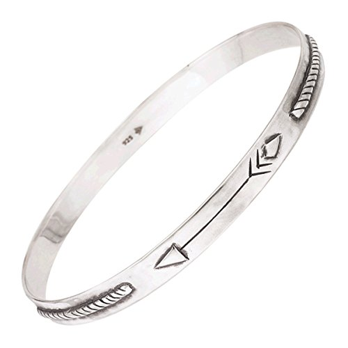 Silpada 'Arrow Dynamic' Sterling Silver Bangle Bracelet, - Sterling Bracelet Navajo