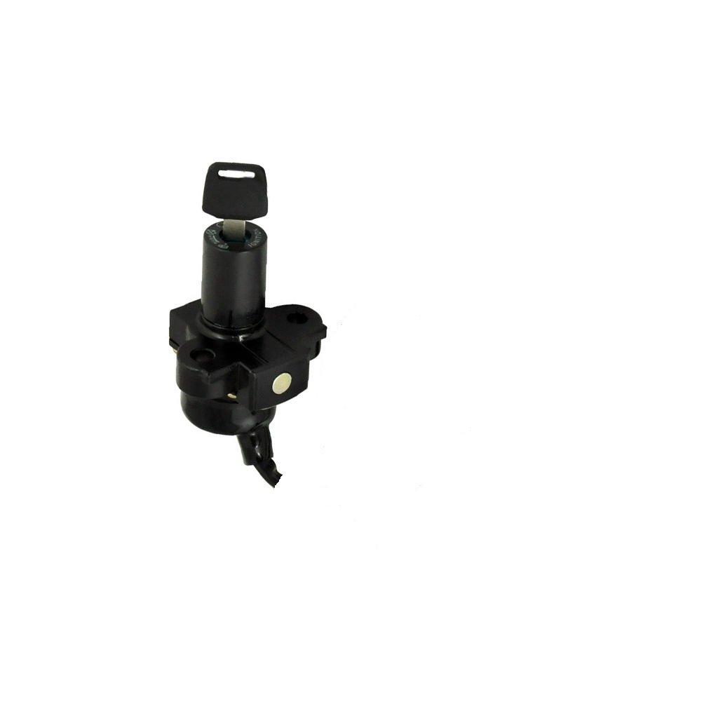 Happy Bajaj Discover 100cc Ignition Switch Lock With Keys 7x4x11cm 110cc Atv Key Wiring Car Motorbike