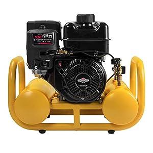 DeWalt DXCMTA5090412 Subaru Powered Oil Free Direct Drive Air Compressor, 4-Gallon by MAT Holdings, Inc.