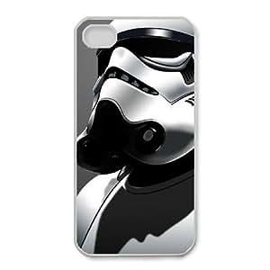 iphone4 4s phone case White for star wars stormtrooper - EERT3409043
