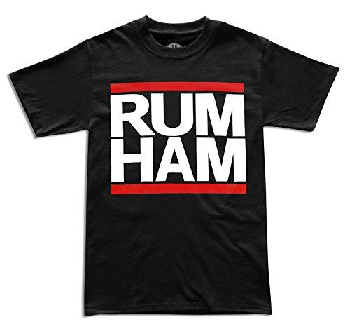 Rum Ham It's Always Sunny In Philadelphia T-Shirt, Black